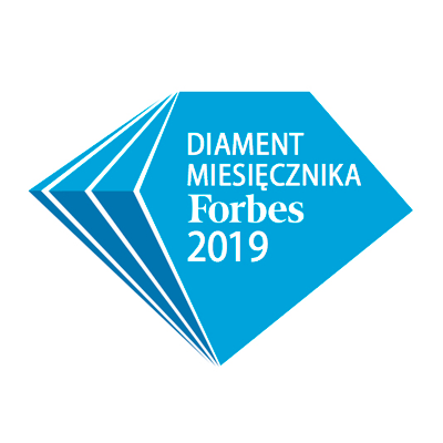 Forbes Diamond Certification badge